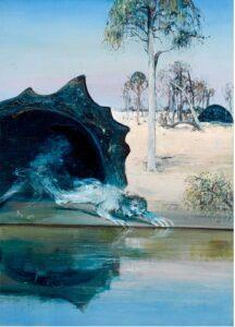 Arthur Boyd Narcissus